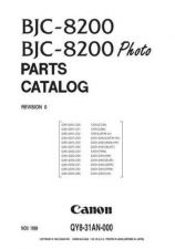 Buy Canon BJC-8500_PC Service Schematics by download #135125