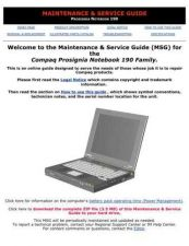 Buy COMPAQ MAINTENANCE AND SERVICE GUI9 by download #153754