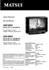 Buy Sanyo Service Manual For 21MT2 C21ES35B CD Manual by download #175502
