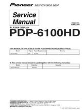 Buy PIONEER A3304 Service Data by download #148761