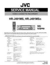 Buy JVC 82935 Service Schematics by download #122889