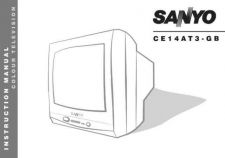 Buy Sanyo CE14AT3-G Manual by download #171426