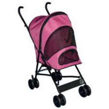 Buy Pet Gear Travel Lite Pet Stroller Pink
