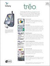 Buy PALM TREO180G MAC USER GUIDE by download #127402