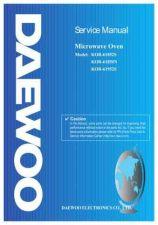 Buy Daewoo R61252S001(r) Manual by download #168817