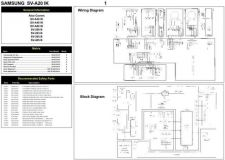 Buy SAMSUNG SVA20 Service Manual by download #149785