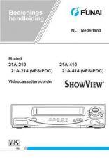 Buy Funai 21A-210(NL) Manual by download #160872