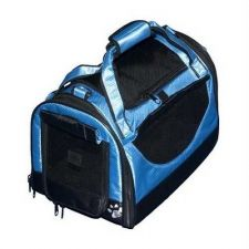 Buy Pet Gear World Traveler Pet Carrier with Wheels Large Caribbean Blue