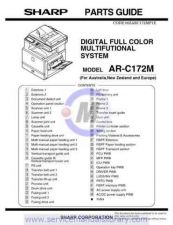 Buy Sharp ARC260 CD GB(1) Manual by download #179520
