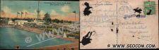 Buy CT New London Postcard Swimming Pool Ocean Beach Park ct_box4~1766