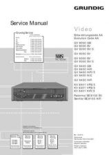 Buy MODEL GV8000E Service Information by download #124182