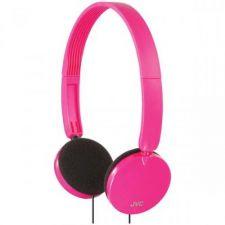 Buy JVC Lightweight On-ear Headband Headphones (pink)