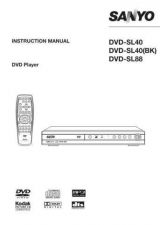 Buy Sanyo DVD-1500 Operating Guide by download #169290