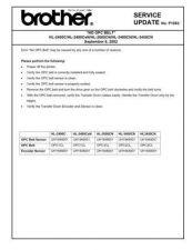 Buy Brother SU P1082 NO OPC BELT Service Schematics by download #134934