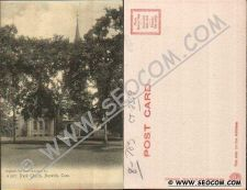 Buy CT Norwich Postcard Park Church Rotograph Co Card ct_box4~2359