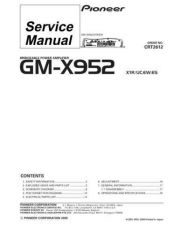 Buy PIONEER C2612 Service Data by download #152721