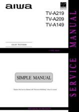 Buy MODEL TVA149 Service Information by download #124940