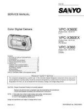 Buy Sanyo SM5310090-00 11 Manual by download #176353