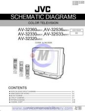 Buy Sharp AV-32320 SCHEM Manual by download #179698