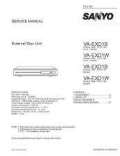 Buy Sanyo Service Manual For VAC-60 Manual by download #176059