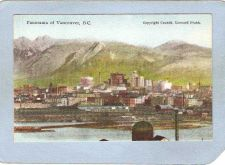 Buy CAN Vancouver Postcard Panorama Of Vancouver can_box1~162