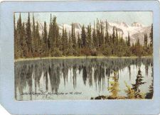 Buy CAN Selkirk Range Postcard Marion Lake On Mt Abbot can_box1~75