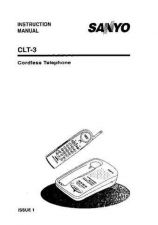 Buy Sanyo CLT2402F Manual by download #173350