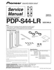 Buy PIONEER A3318 Service Data by download #152486