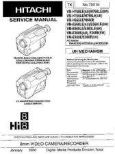 Buy Hitachi VM-E578LESW Manual by download Mauritron #184660
