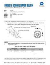 Buy Minolta 3514 GEAR CHANGE Service Schematics by download #136631