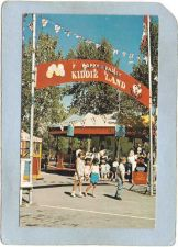 Buy CAN Calgary Amusement Park Postcard Happy Valley Kiddie Land top_box1~489