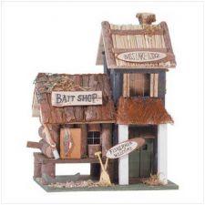 Buy Bass Lake Lodge Birdhouse