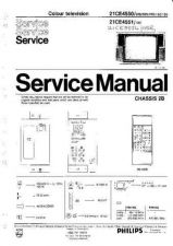 Buy PHILIPS 21CE5554 Service Manual by download #156956