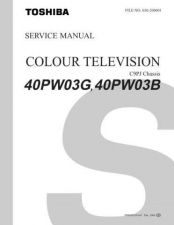 Buy Toshiba 38VL14G Manual by download #170553