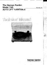 Buy INFINITY T45 SM Service Manual by download #151585