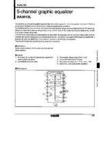 Buy INTEGRATED CIRCUIT DATA BA3812LJ Manual by download Mauritron #186587