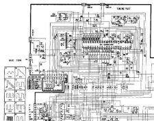 Buy MODEL C50NA Service Information by download #123848