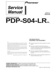 Buy PIONEER R2169 Service Data by download #153190