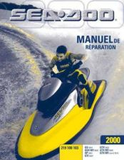 Buy SEADOO V1 2000 SECT00F Service Manual by download #157784