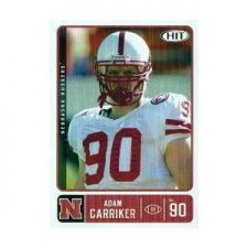 Buy 2007 SAGE HIT #48 Adam Carriker
