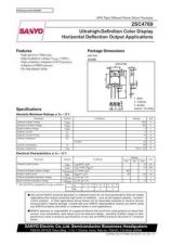 Buy Semiconductor Data 2SC4769 by download Mauritron #195027
