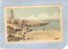 Buy CAN Nova Scotia Lighthouse Postcard Halifax Peggy's Cove Lighthouse lighth~991