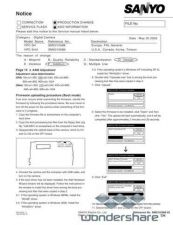 Buy Sanyo VPC-S1-01 Manual.pdf_page_1 by download #177576