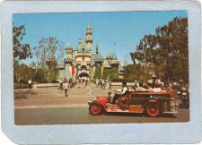 Buy CA Anaheim Amusement Park Postcard Disneyland Sleeping Beauty Castle w/Fir~247