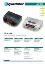 Buy ROADSTAR CLR-240 by download #127903