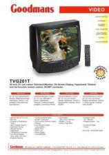 Buy GOODMANS TVG201T by download #125629