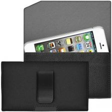 Buy Iluv Iphone 5 Leather Artisan Clutch (black)