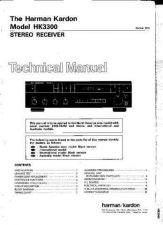 Buy HARMAN KARDON CD301 SM Service Manual by download #142164