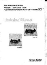 Buy INFINITY T60C SM Service Manual by download #151587