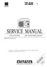 Buy AIWA TP-S10 C Service Schematics by download #130157